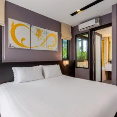 Отель The Charm Resort Phuket 4* Номер Делюкс