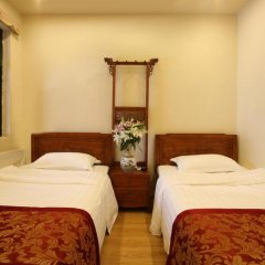 Beijing Yue Bin Ge Courtyard Hotel 3* Стандартный номер с 2 отдельными кроватями фото 2