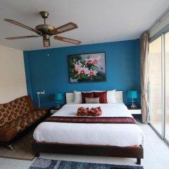 Отель The Guide Hometel 2* Номер Делюкс разные типы кроватей фото 6