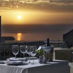 Отель Zannos Melathron Греция, Остров Санторини - отзывы, цены и фото номеров - забронировать отель Zannos Melathron онлайн пляж