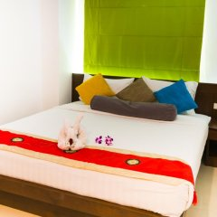 Hawaii Patong Hotel 3* Стандартный номер с двуспальной кроватью