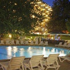 Отель Perla Болгария, Варна - 2 отзыва об отеле, цены и фото номеров - забронировать отель Perla онлайн бассейн фото 4