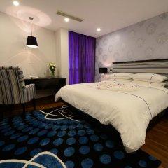 Hanoi Emerald Waters Hotel & Spa 4* Люкс с различными типами кроватей фото 4