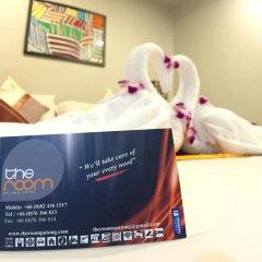 Отель The Room Patong 2* Стандартный номер с различными типами кроватей фото 14