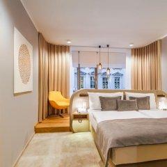 President Hotel Prague 5* Улучшенный номер с различными типами кроватей фото 7
