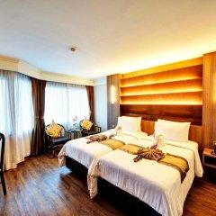 Jomtien Garden Hotel & Resort 4* Номер Делюкс с различными типами кроватей фото 18