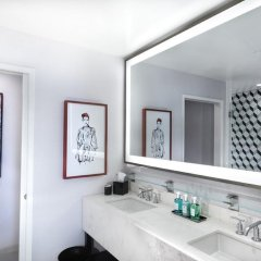 Отель Le Montrose Suite Hotel США, Уэст-Голливуд - отзывы, цены и фото номеров - забронировать отель Le Montrose Suite Hotel онлайн ванная фото 2