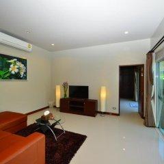 Отель Ban Thai Villa Пхукет комната для гостей фото 3