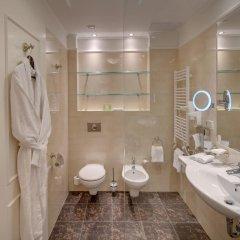Отель Danubius Health Spa Resort Nové Lázne Чехия, Марианске-Лазне - 1 отзыв об отеле, цены и фото номеров - забронировать отель Danubius Health Spa Resort Nové Lázne онлайн ванная