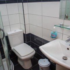 Отель Mucobega Hotel Албания, Саранда - отзывы, цены и фото номеров - забронировать отель Mucobega Hotel онлайн ванная