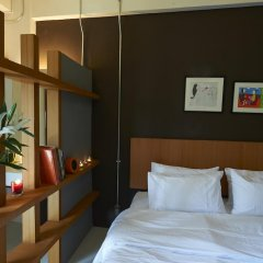 Отель Euanjitt Chill House 3* Стандартный номер с различными типами кроватей фото 3