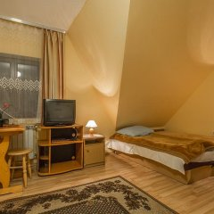 Отель Willa Pod Kopiencem Закопане комната для гостей фото 4