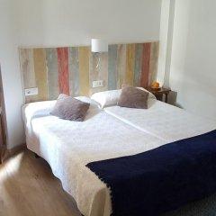 Отель Hostal Restaurante Nevandi Стандартный номер с различными типами кроватей фото 2