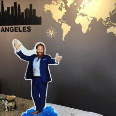 Отель Knights Inn Los Angeles Central / Convention Center Area развлечения
