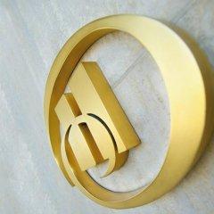 Отель Hilton Düsseldorf 5* Стандартный номер разные типы кроватей фото 6