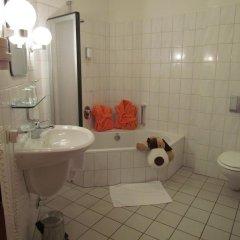 Ferien- und Reitsport Hotel Brunnenhof 3* Стандартный номер с различными типами кроватей фото 2