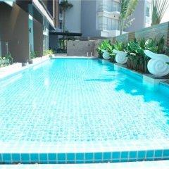 Апартаменты Chic Karon Studio Sea View бассейн фото 2