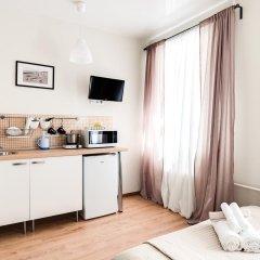 Апартаменты Второй Дом Улучшенная студия с различными типами кроватей фото 3
