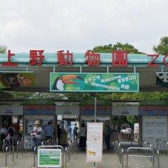 Ueno Hotel спортивное сооружение
