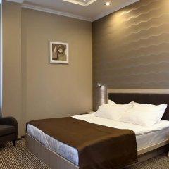 Гостиница Кирофф 4* Номер Бизнес с различными типами кроватей фото 4