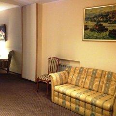 Academy Dnepropetrovsk Hotel 4* Люкс с различными типами кроватей фото 3