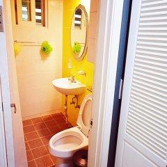 Отель Han River Guesthouse 2* Студия с различными типами кроватей фото 4