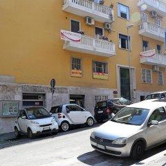 Отель Albergo Athena парковка