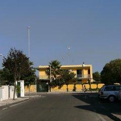 Отель Vento Dell'Est Лечче парковка