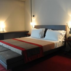 Отель IH Hotels Milano Ambasciatori 4* Полулюкс с различными типами кроватей фото 2
