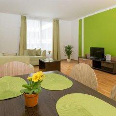 Отель Aparthotel Angel 3* Апартаменты с разными типами кроватей фото 14