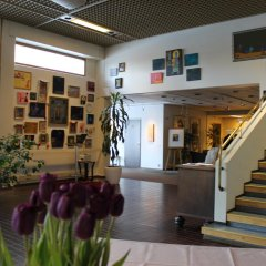 Отель Kokoushotelli Sofia Финляндия, Хельсинки - 1 отзыв об отеле, цены и фото номеров - забронировать отель Kokoushotelli Sofia онлайн фитнесс-зал