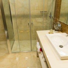Отель Boutique Hotel Kotoni Албания, Тирана - отзывы, цены и фото номеров - забронировать отель Boutique Hotel Kotoni онлайн ванная фото 2