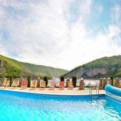 Kseniya Hotel Vrublivtsi бассейн фото 2
