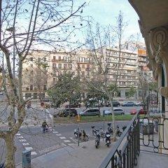 Апартаменты AinB Eixample-Miro Apartments балкон