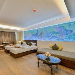 Отель The Grand Sathorn 3* Номер Делюкс с различными типами кроватей фото 5