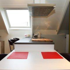 Отель B2B-Flats Ternat Улучшенные апартаменты с различными типами кроватей фото 35