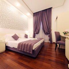 Traiano Hotel 4* Стандартный номер с различными типами кроватей фото 4