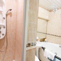 Гостиница Studio - De lux Украина, Сумы - отзывы, цены и фото номеров - забронировать гостиницу Studio - De lux онлайн ванная