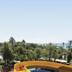 Paloma Grida Resort & Spa Турция, Белек - 8 отзывов об отеле, цены и фото номеров - забронировать отель Paloma Grida Resort & Spa - All Inclusive онлайн пляж