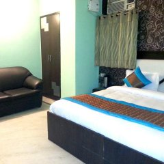 Отель Ananda Delhi Индия, Нью-Дели - отзывы, цены и фото номеров - забронировать отель Ananda Delhi онлайн комната для гостей фото 4
