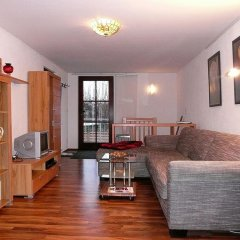 Отель Ferienwohnung Am Elberadweg Германия, Дрезден - отзывы, цены и фото номеров - забронировать отель Ferienwohnung Am Elberadweg онлайн комната для гостей фото 3