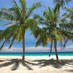 Апартаменты Chic Karon Studio Sea View пляж