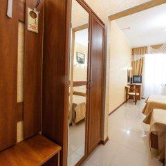 Гостиница Оливия Витязево Стандартный номер с двуспальной кроватью фото 6