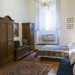 Отель Residenza Il Villino B&B 2* Стандартный номер с различными типами кроватей фото 6
