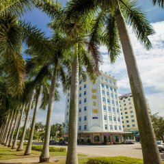 Muong Thanh Three Star Hotel Халонг пляж