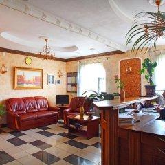 Гостиница Милославский интерьер отеля