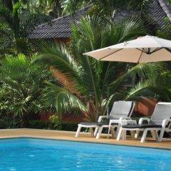 Отель Tamarind Twin Resort Ланта бассейн