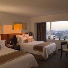 Отель Fiesta Americana - Guadalajara 4* Стандартный номер с различными типами кроватей фото 8