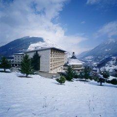 Отель Parador de Vielha 4* Стандартный номер разные типы кроватей фото 18