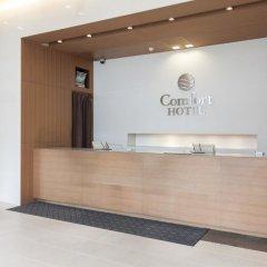 Comfort Hotel Toyama Ekimae Тояма интерьер отеля